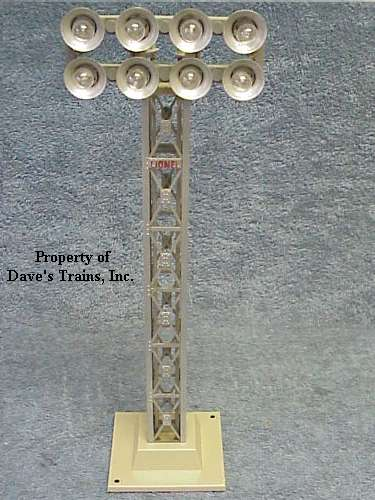 Photo of a 195 Yard Floodlight Tower