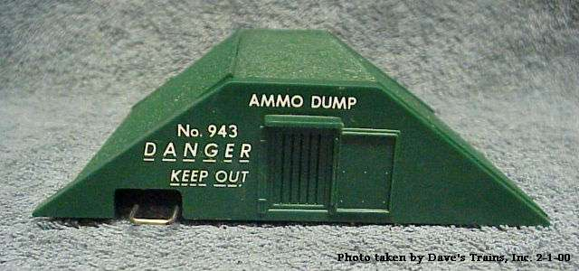 Photo of a 943 Exploding Ammo Dump