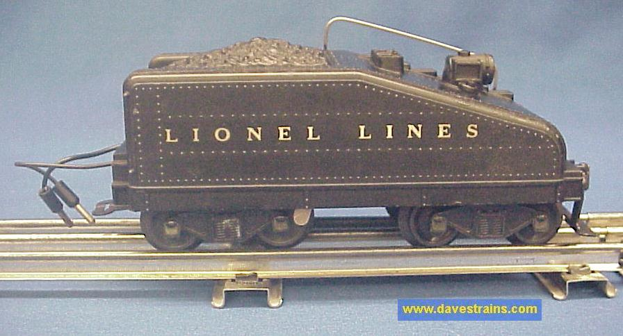 lionel trains 2046w tender wiring diagram custom wiring diagram u2022 rh littlewaves co Lionel Switch Wiring Electrical Wiring Lionel Train
