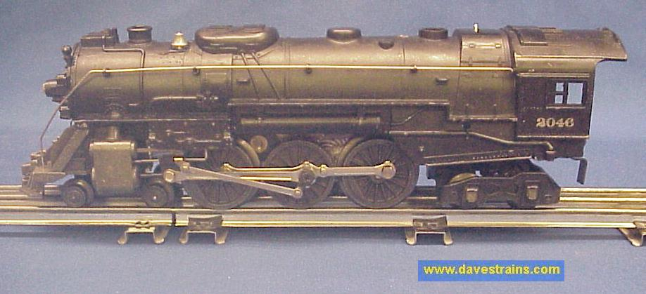 2046v1950L1 dave's trains, inc postwar lionel steam engines & tenders lionel whistle tender wiring diagram at alyssarenee.co