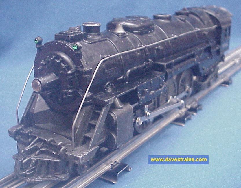Dave's Trains, Inc : Postwar Lionel Steam Engines & Tenders