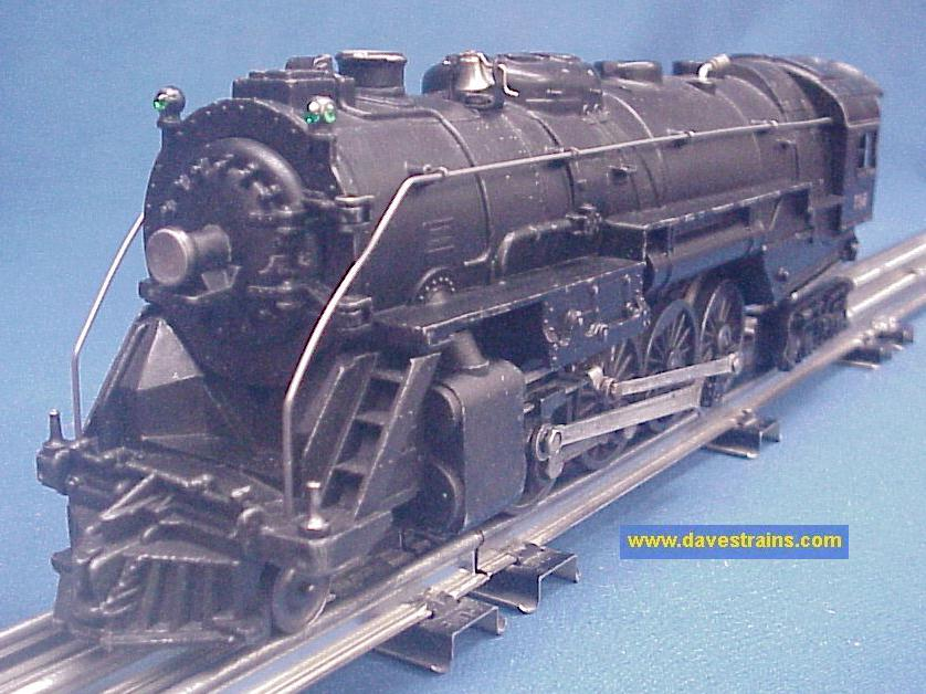 Dave's Trains, Inc : Postwar Lionel Steam Engines & Tenders