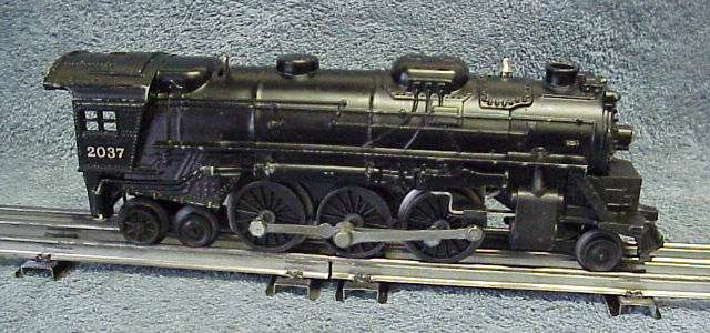 Photo Of A 2037 Steamer