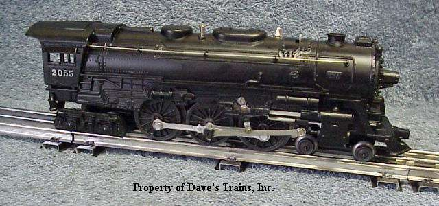 Photo of a 2055 Steamer
