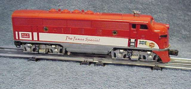 Photo of a 2245 Texas Special Power A unit