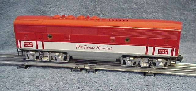 Photo of a 2245 Texas Special Dummy B unit