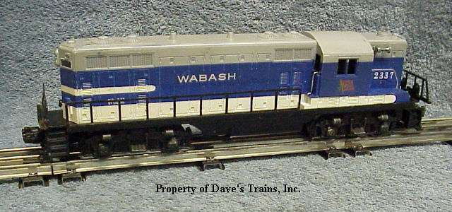 Photo of a 2337 Wabash Diesel