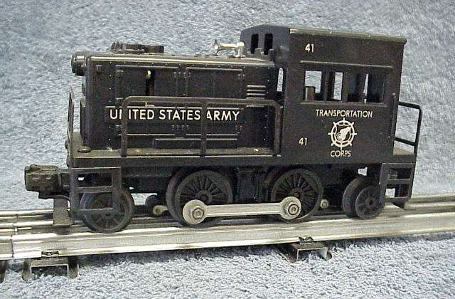 Photo of a 41 Army Switcher