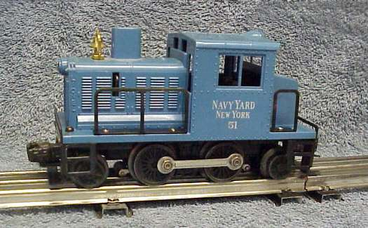 Photo of a 51 Navy Yard Switcher
