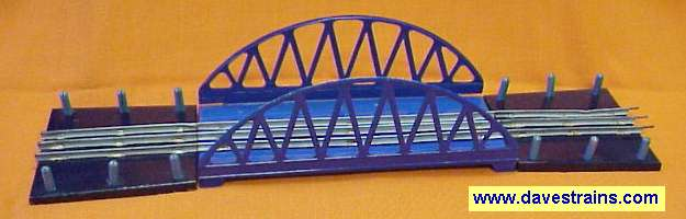 Photo of Soviet Bridge with Blue Approaches