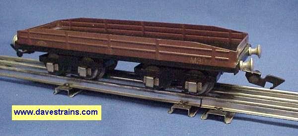Photo of Soviet Flatcar with MEP