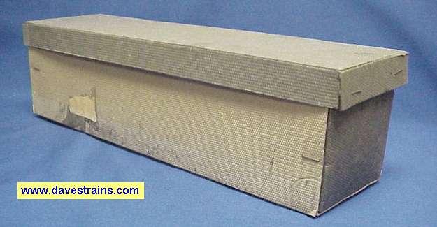 Photo of an Original Box