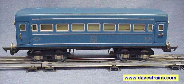 Photo of Rare Blue Coach