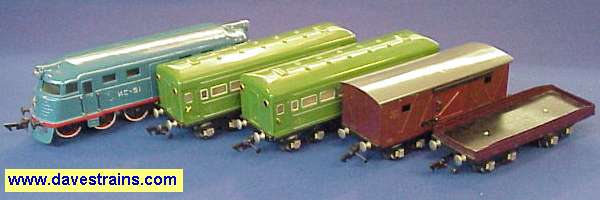 Photo of Stalin Loco & Rolling Stock