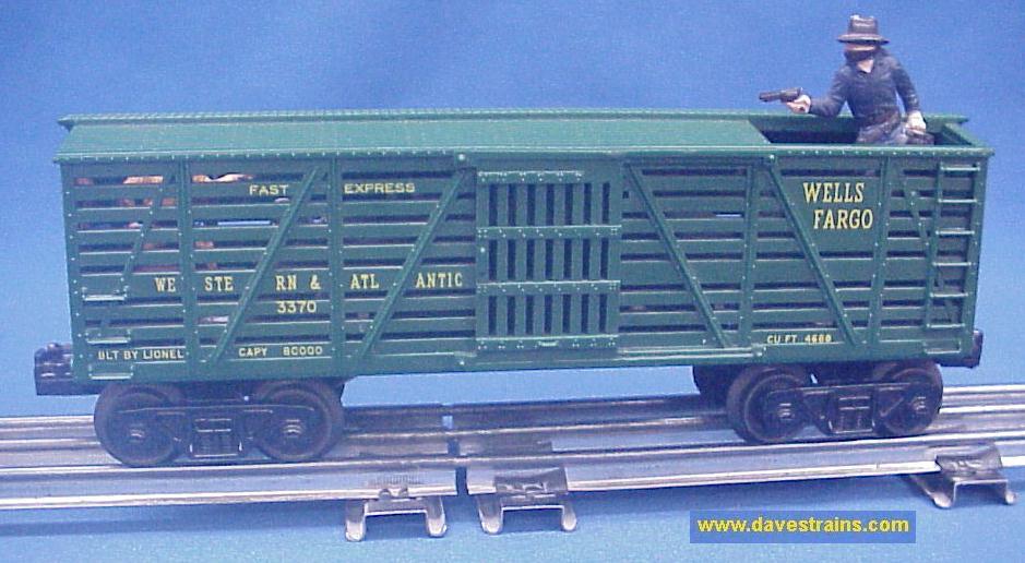 Dave's Trains, Inc : Postwar Lionel Freight Cars