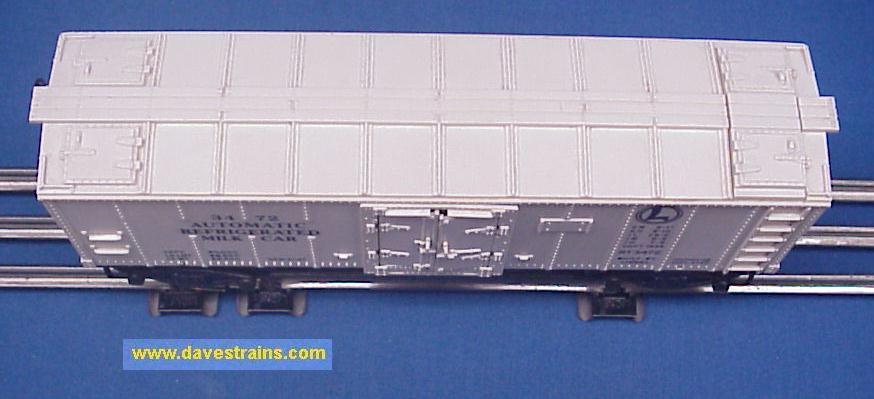 Dave\'s Trains, Inc.: Postwar Lionel Freight Cars