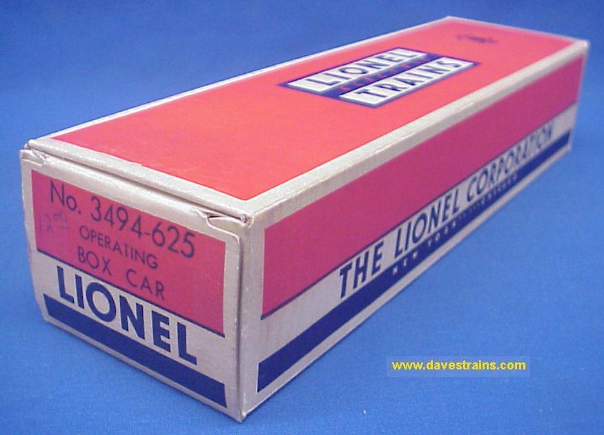 Smart Lionel 6456 Maroon Hopper Toys & Hobbies Freight Cars Nice