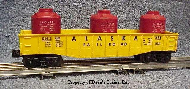 6162-60 Alaska Gondola Photo