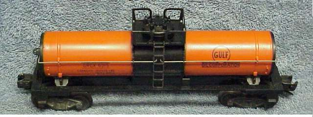Photo of a 6315 Chemical Tank Car with semigloss finish
