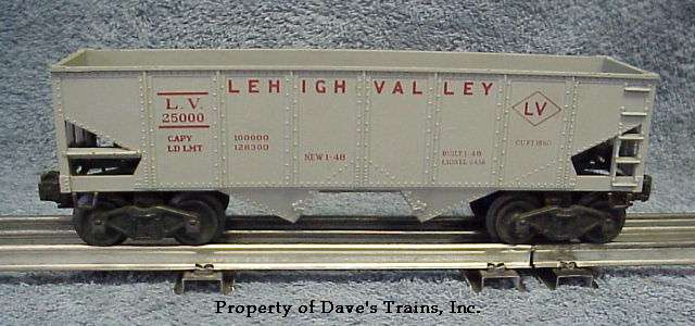 Photo of a 6456-25 Gray LV Hopper