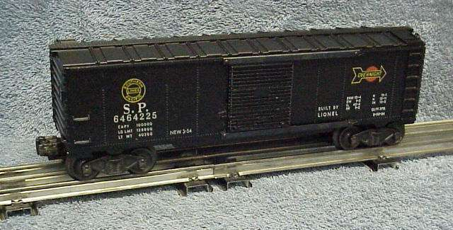 Photo of a 6464-225 SP Boxcar